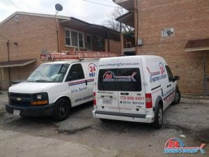 heating and cooling contractor chicago