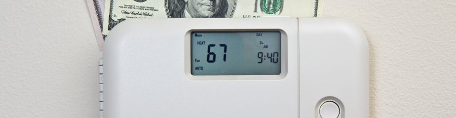 How to avoid high heating bills this fall?